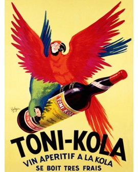 ROBYS ART TONI KOLA BEBIDAS RETRO CARTEL CLASICO Home